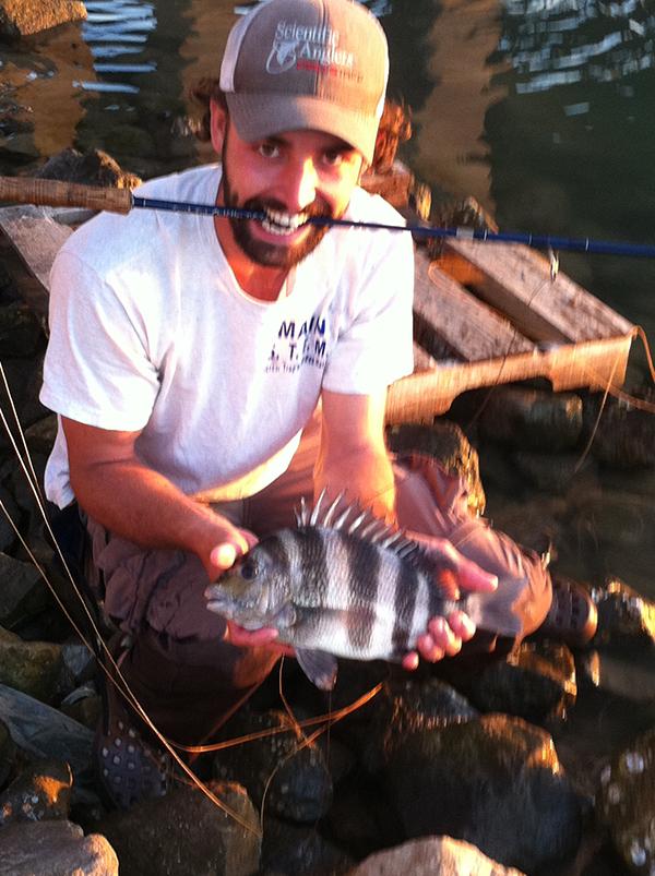 Adam Reimer Sheephead Fly Fishing